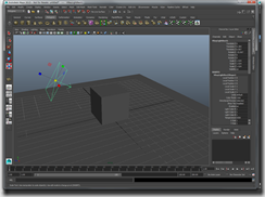 SnapCrab_Autodesk Maya 2015 - Not for Resale untitled   ---   VRayLightRect1_2015-6-17_22-31-0_No-00